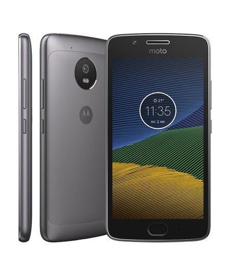 Smartphone Motorola Moto G5 XT1672 Grafite - Único