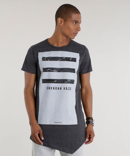 Camiseta Longa