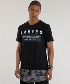 Camiseta-Longa--Dama93--Preta-8537374-Preto_1