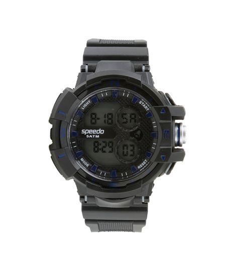 Relógio Speedo Digital Masculino - 81093G0EGNP3 Preto