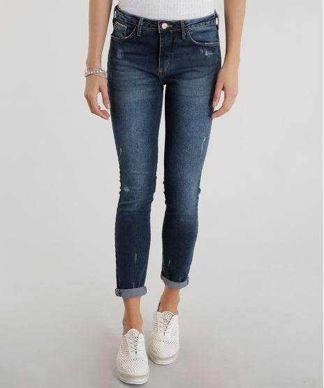 Calca-Jeans-Cigarrete-Azul-Escuro-8518553-Azul_Escuro_1