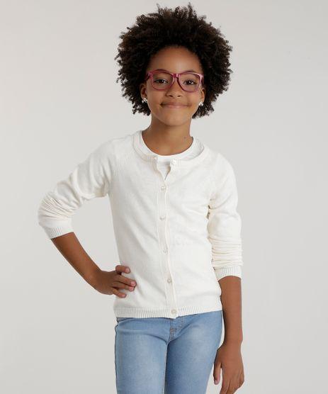 Cardigan-em-Trico-de-Algodao---Sustentavel-Off-White-8456070-Off_White_1