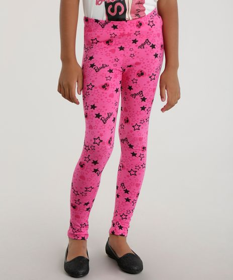 Calca-Legging-Estampada-Barbie-Pink-8564915-Pink_1