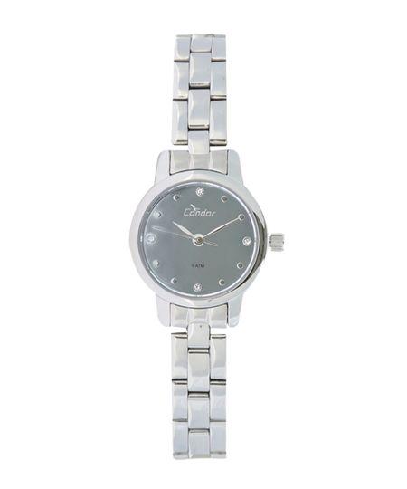 Relógio Condor Analógico Feminino - CO2035KLI/3A Prateado