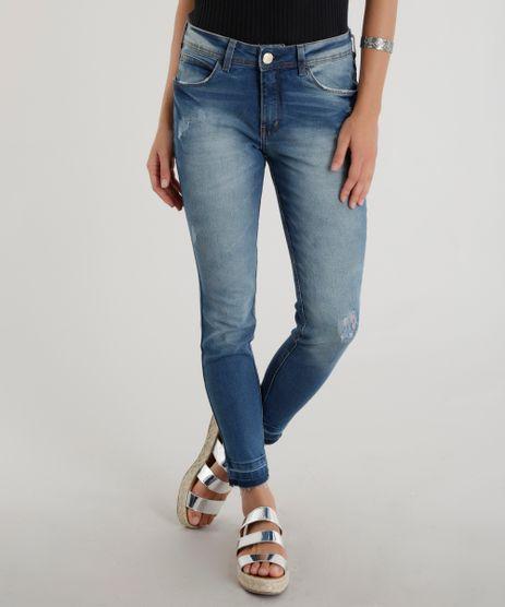 Calca-Jeans-Cigarrete-Azul-Medio-8581481-Azul_Medio_1