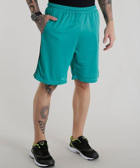Bermuda de Futebol Ace Verde