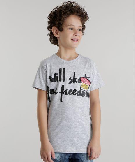 Camiseta-Longa--Skate-for-Freedom--Cinza-Mescla-8546571-Cinza_Mescla_1