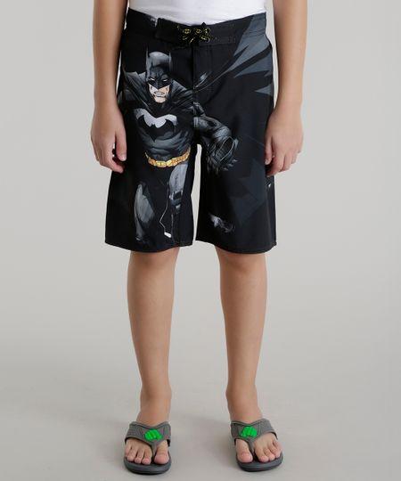 Bermuda Batman Preta