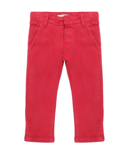 Calça Vermelha
