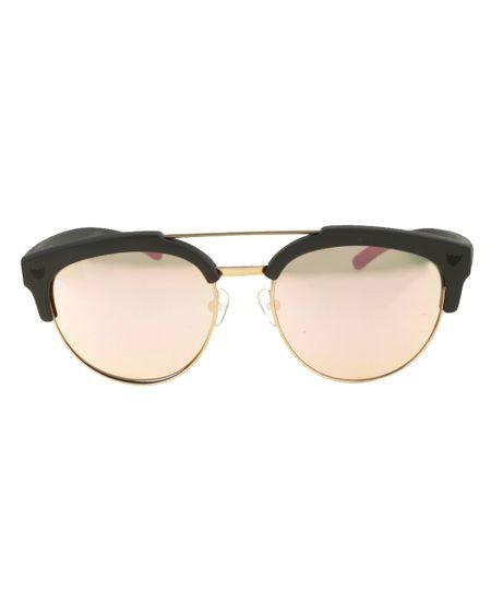 Óculos Gatinho Feminino Pat Pat's Preto