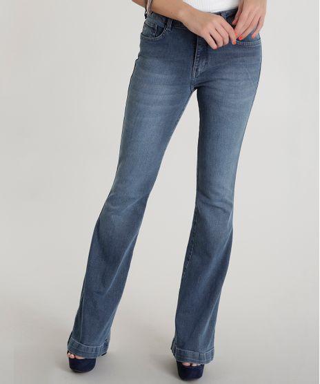 Calca-Jeans-Flare-Azul-Medio-8493429-Azul_Medio_1