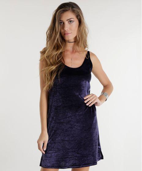 Vestido-em-Veludo-Azul-Marinho-8560574-Azul_Marinho_1