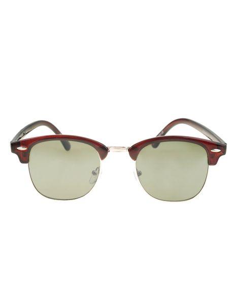 Oculos-Redondo-Feminino-Oneself-Marrom-8625138-Marrom_1