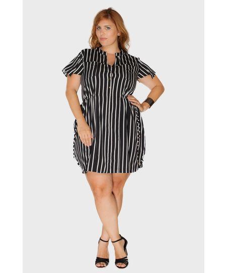 Vestido Valencia Plus Size