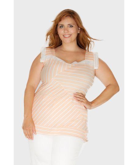 Blusa Rio Claro Plus Size