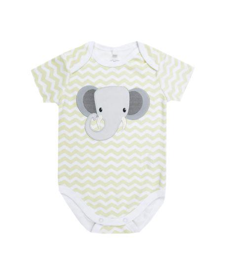 Body-Estampado-Elefante-em-Algodao---Sustentavel-Amarelo-Claro-8461075-Amarelo_Claro_1