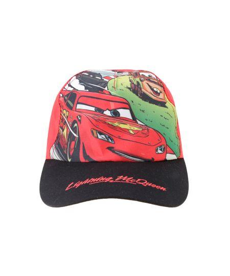 Boné Carros Vermelho