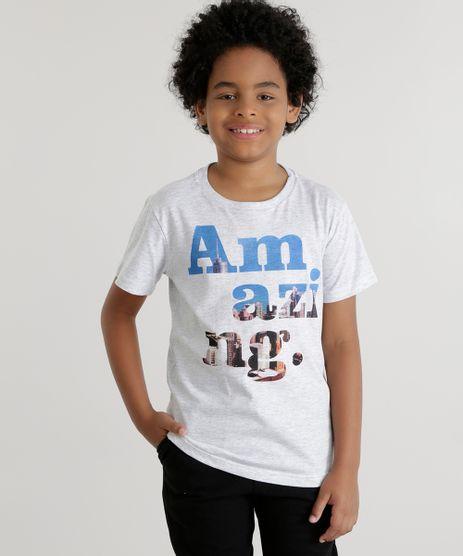 Camiseta--Amazing--Cinza-Mescla-8539209-Cinza_Mescla_1