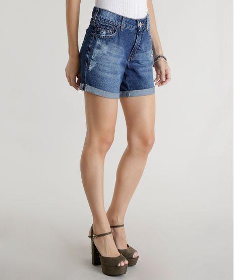 Short-Jeans-Comfort-Azul-Medio-8493479-Azul_Medio_1