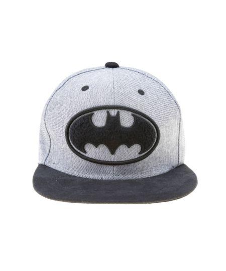 Boné Batman Cinza