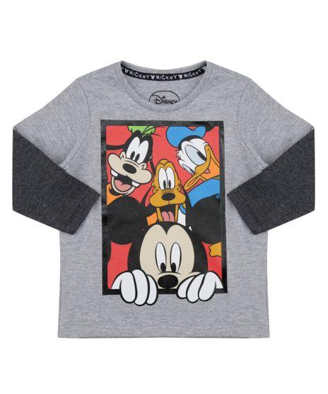 Camiseta-Turma-do-Mickey-Cinza-Mescla-8578386-Cinza_Mescla_1