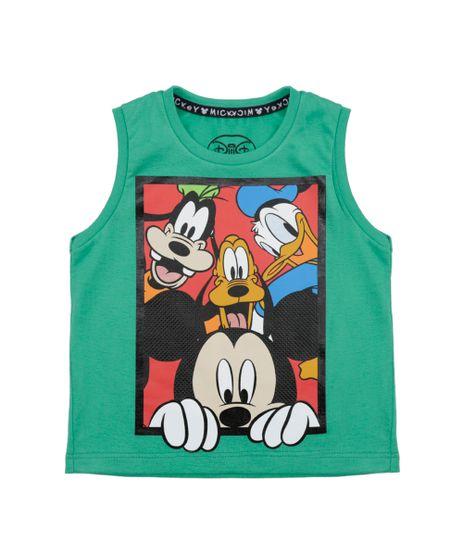 Regata-Turma-do-Mickey-Verde-8578392-Verde_1