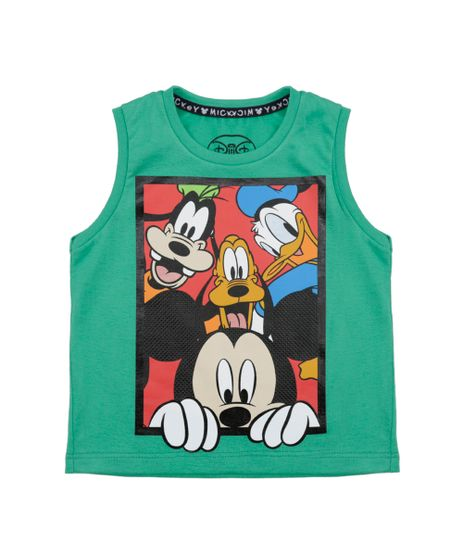 Regata-Turma-do-Mickey-Verde-8578392-Verde_1