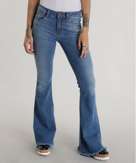 Calca-Jeans-Flare-Azul-Medio-8492989-Azul_Medio_1