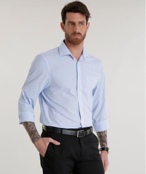 Camisa-Comfort-Listrada-Azul-Claro-8438183-Azul_Claro_1
