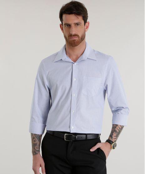 Camisa-Comfort-Estampada-Azul-Medio-8438167-Azul_Medio_1