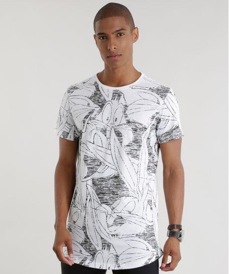 Camiseta-Longa-Looney-Tunes-Branca-8560380-Branco_1