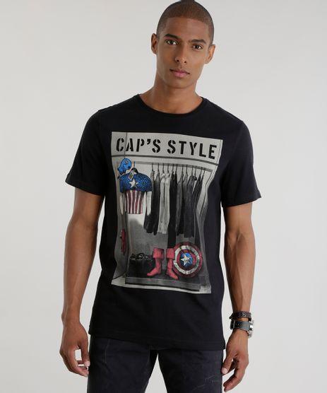 Camiseta-Capitao-America-Preta-8584800-Preto_1