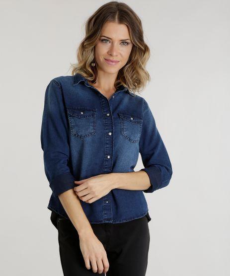 Camisa-Jeans-Azul-Escuro-8584653-Azul_Escuro_1