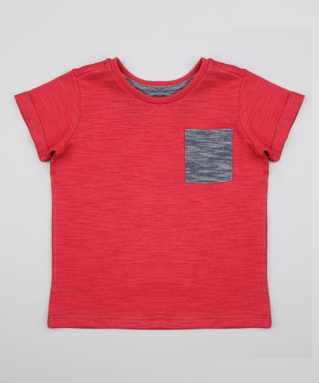 Camiseta-com-Bolso-Vermelha-8577822-Vermelho_1