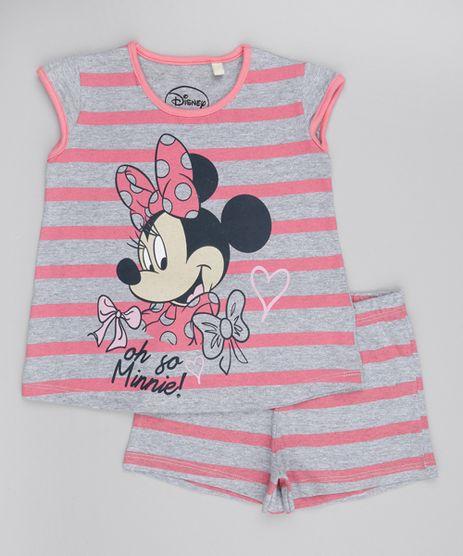 Pijama-Minnie-Listrado-Cinza-Mescla-8549236-Cinza_Mescla_1