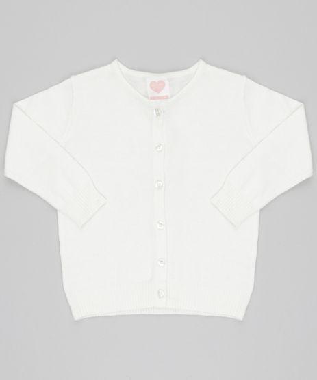Cardigan-em-Trico-de-Algodao---Sustentavel-Off-White-8457347-Off_White_1