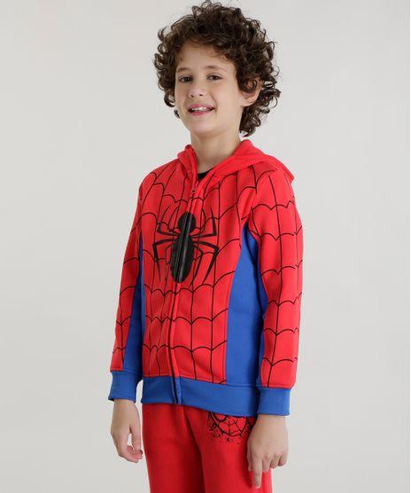 Blusao-Homem-Aranha-em-Moletom-Vermelho-8468794-Vermelho_1