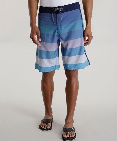 Bermuda-Listrada-Rico-de-Souza-Azul-8589934-Azul_1