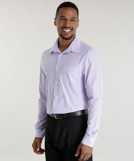 Camisa-Comfort-Listrada-Lilas-8456484-Lilas_1