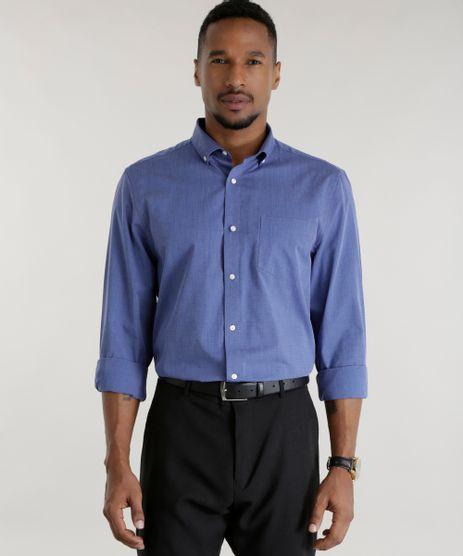 Camisa-Comfort-Azul-Marinho-8456460-Azul_Marinho_1