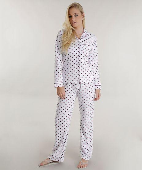 Pijama-Estampado-de-Poa-Off-White-8514978-Off_White_1