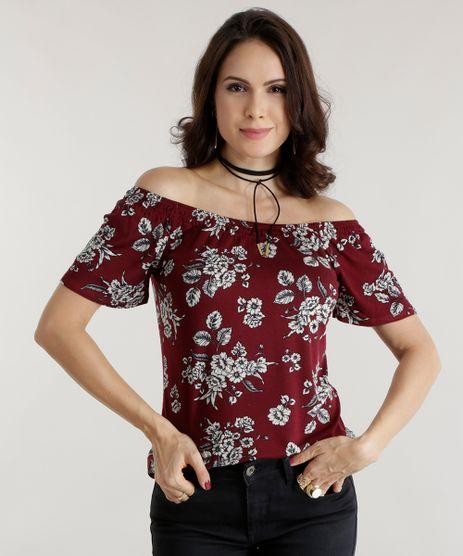 Blusa-Ombro-a-Ombro-Estampada-Floral-Vinho-8597622-Vinho_1