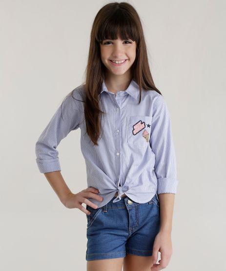 Camisa-Listrada-com-Patchs-Azul-8570527-Azul_1