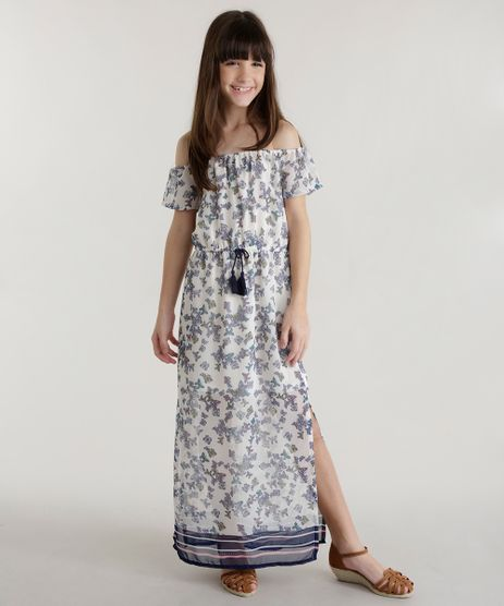 Vestido-Longo-Ombro-a-Ombro-Estampado-de-Borboletas-Off-White-8439650-Off_White_1