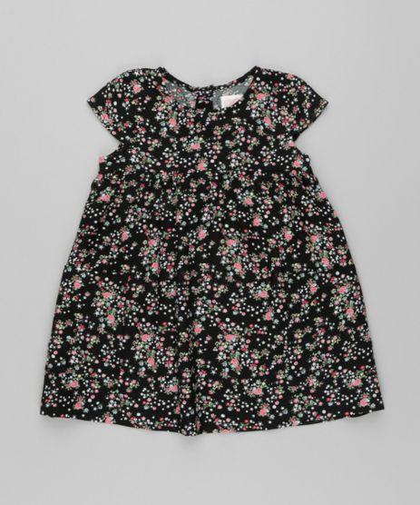 Vestido-Estampado-Floral-Preto-8471422-Preto_1