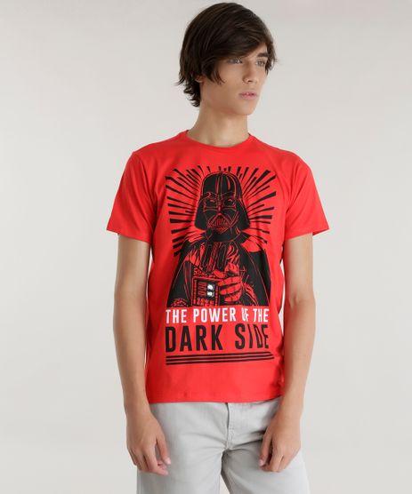 Camiseta-Darth-Vader-Vermelha-8567240-Vermelho_1