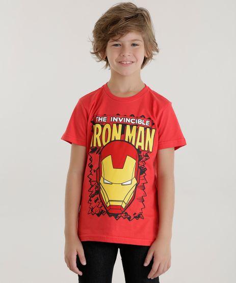 Camiseta-Homem-de-Ferro-Vermelha-8569398-Vermelho_1