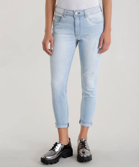 Calca-Jeans-Cigarrete-Azul-Claro-8580937-Azul_Claro_1