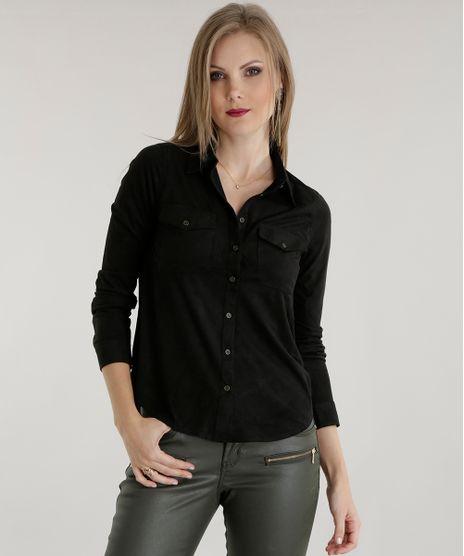 Camisa-em-Suede-Preta-8494142-Preto_1