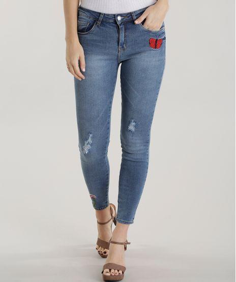 Calca-Jeans-Cigarrete-Azul-Medio-8581735-Azul_Medio_1
